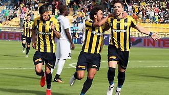 Παναιτωλικός-Κέρκυρα  4-0