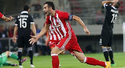 Ολυμπιακός-ΠΑΟΚ 2-1