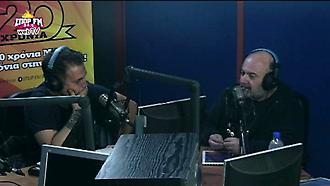 Ολόκληρη η εκπομπή του Ντέμη στον ΣΠΟΡ FM 94,6 με καλεσμένο τον Στράτο Φαναρά (video)