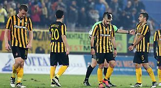 Κέρκυρα-ΑΕΚ 1-1