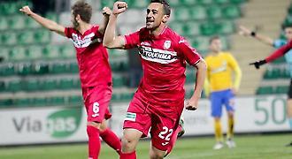 Ξάνθη-Αστέρας Τρίπολης 3-1