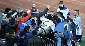 Ηρακλής-ΠΑΣ Γιάννινα 2-1
