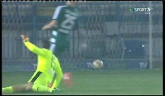 Γκέλα του Ιβανόφ και 1-0 ο Απόλλων τον Παναθηναϊκό (video)