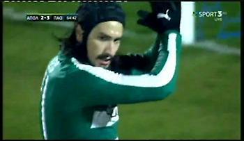 Μεγάλη ανατροπή του Παναθηναϊκού, ο Λέτο έκανε το 3-2 στη Ριζούπολη! (video)