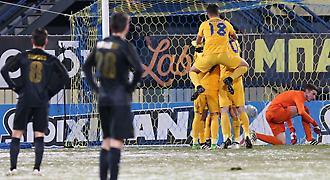 Αστέρας Τρίπολης-ΑΕΚ 3-2