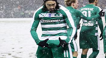 Παναθηναϊκός-Κέρκυρα 1-0