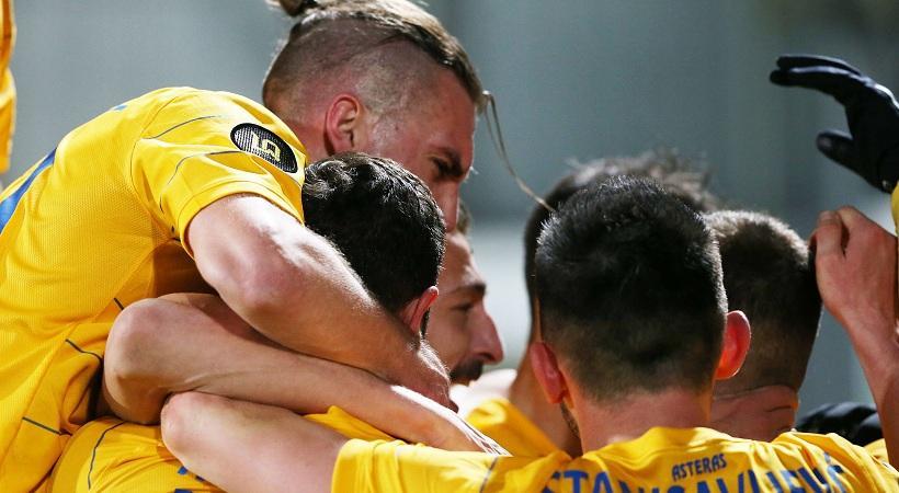 Αστέρας Τρίπολης-Παναιτωλικός 4-1