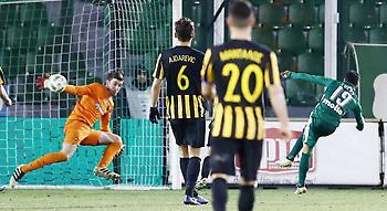 Παναθηναϊκός-ΑΕΚ 0-0