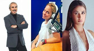Ο Βαγγέλης Περρής και τα... κορίτσια του στον ΣΠΟΡ FM