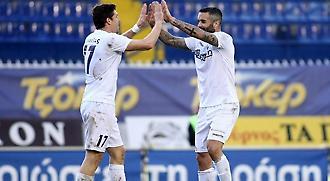 Κέρκυρα-Λεβαδειακός 1-0