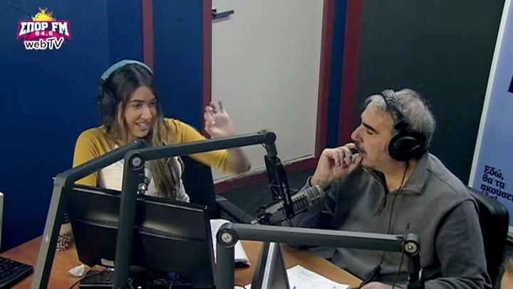 Η απίστευτη πρόβλεψη για το σκορ του Λεβερκούζεν-Ατλέτικο στην εκπομπή Desperado του ΣΠΟΡ FM