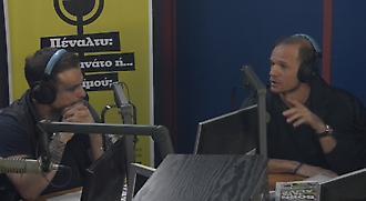 Ολόκληρη η εκπομπή του Ντέμη Νικολαΐδη με τον Άγγελο Μπασινά στον ΣΠΟΡ FM (10/3/2017) Α' μέρος