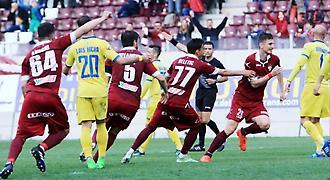 ΑΕΛ-Παναιτωλικός 1-0