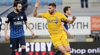 Αστέρας Τρίπολης-ΠΑΣ Γιάννινα 1-1
