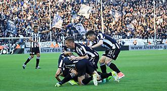 ΠΑΟΚ – Παναθηναϊκός 3-0