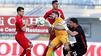 Αστέρας Τρίπολης – Ξάνθη 0-0
