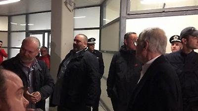 Καραπαπάς-Θεοδωρίδης: «Ορισμός της Γ' Εθνικής η ΑΕΚ-Ασχολούμαστε με τα σκατά» (video)