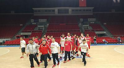 Το sportfm.gr στο «Αμπντί Ιπεκτσί»