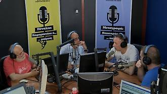 O Μίλαν Τόμιτς στον ΣΠΟΡ FM 94.6