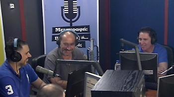 Ο Τσάβι Πασκουάλ τα είπε ΟΛΑ στον ΣΠΟΡ FM 94,6