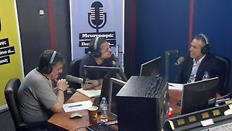 Η συνέντευξη Ανδριόπουλου σε Ντέμη-Σπυρόπουλο!