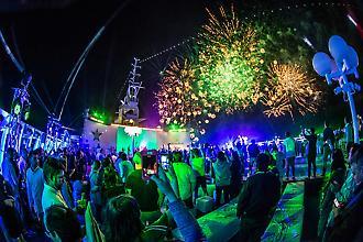 CHAMPIONS VOYAGE: Ένα πάρτι άκρως ποδοσφαιρικό, κοσμοπολίτικο, φαντασμαγορικό, αξέχαστο