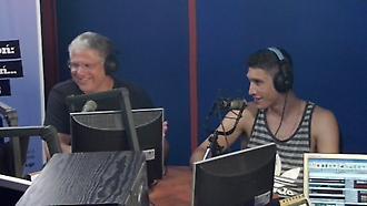 Η συνέντευξη των Μανωλόπουλου και Λαρεντζάκη στον ΣΠΟΡ FM (β' μέρος)