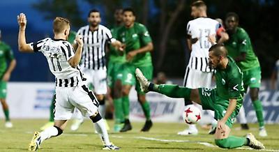 Λεβαδειακός-ΠΑΟΚ 0-0
