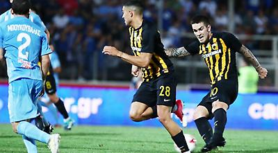 ΠΑΣ Γιάννινα-ΑΕΚ 0-0