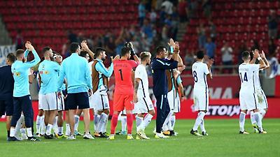 Ελλάδα-Εσθονία 0-0