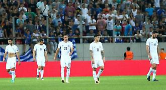 Ελλάδα-Βέλγιο 1-2