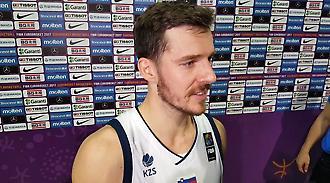 Ντράγκιτς: «Αν θέλουμε μετάλλιο, πρέπει να νικήσουμε τους  καλύτερους»