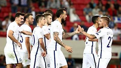 Ελλάδα-Γιβραλτάρ 4-0