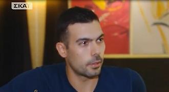 Σλούκας: «Με απογοήτευσε ο κόσμος στο ΣΕΦ, ίσως να σκεφτώ διαφορετικά για Παναθηναϊκό»