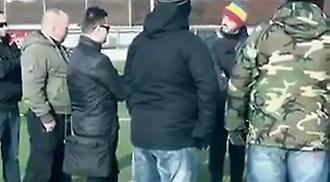 Οπαδοί της Σπάρτα έψαχναν τον Στραματσόνι με εισιτήριο επιστροφής στην Ιταλία