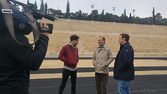 «1968»: Μάινας, Αυγουστίδης και Μητσικώστας στο «Goal χωρίς σύνορα»