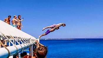 Σε κλίμα Μουντιάλ αρχίζει το «Agios Nikolaos Cliff Diving»