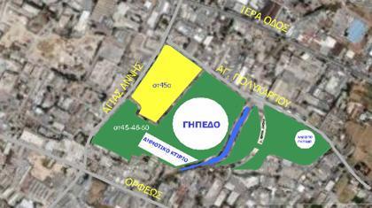 O Eλαιώνας των Αθηνών: Χθες-Σήμερα-Αύριο (Μέρος Α')