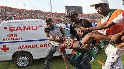 Τραγωδία στην Ακτή Ελεφαντοστού!