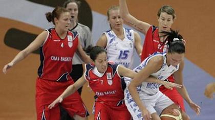 Κλήρωση Eurocup και Euroleague Γυναικών