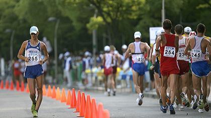 Στον τελικό 50 χλμ βάδην ο Στεφανόπουλος