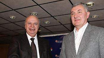 Βασιλακόπουλος: «Πάντα στην πρώτη γραμμή η Εθνική»