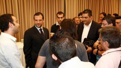Αδαμίδης: «Δεν υπάρχει πρόταση για τον Σκόκο»