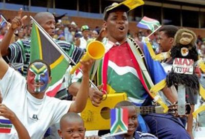 «Arriba… Bafana-bafana»!