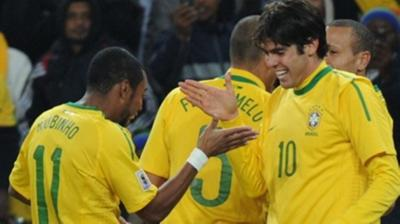 Live: Βραζιλία-Χιλή 2-0 (Ημίχρονο)