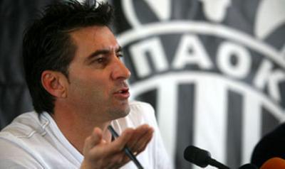 Ζαγοράκης: «Στόχος μας είναι ο πρωταθλητισμός»