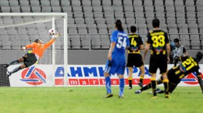 Κέρκυρα-ΑΕΚ 2-1