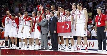 «Χρυσάφι» στους Τούρκους διεθνείς!