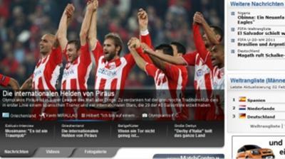 Η FIFA για τους «Ήρωες του Πειραιά»!