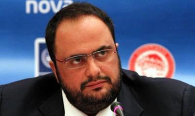 Μαρινάκης: «Αναγνωρίζω το λάθος μου»